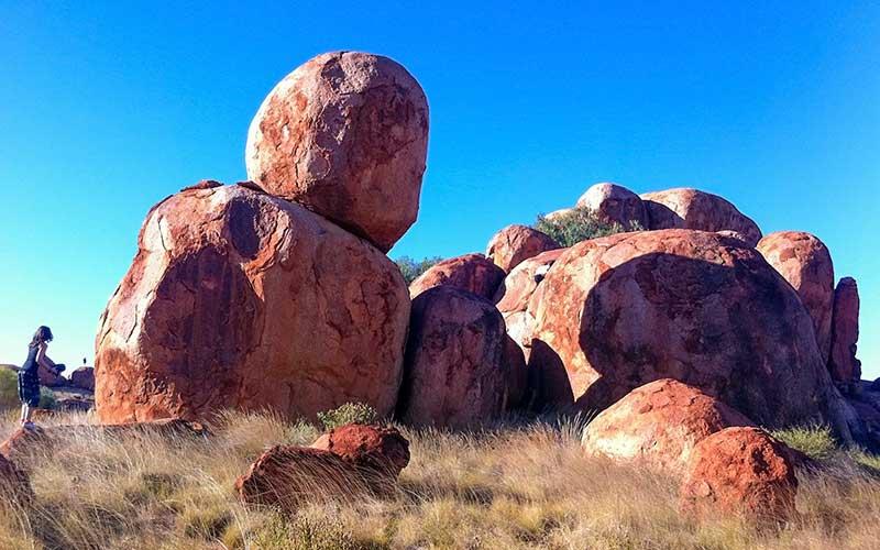 Devils Marble's, Avustralya