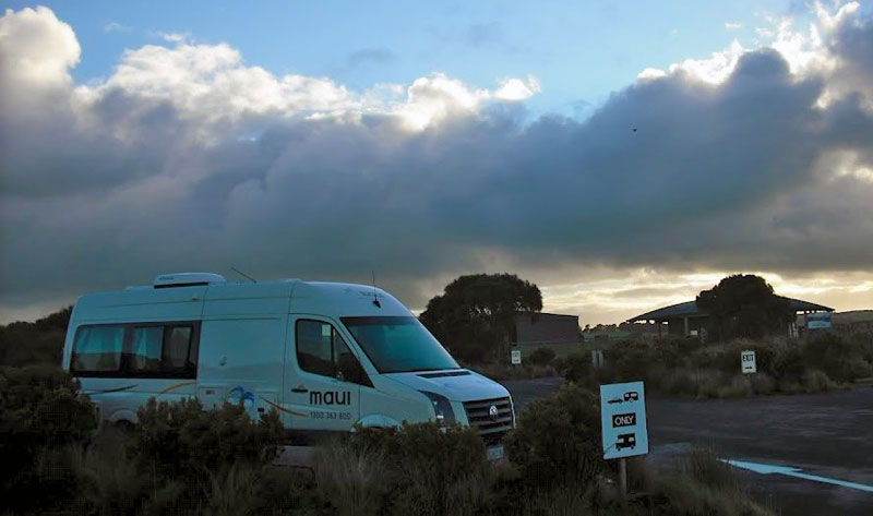 Karavanla-Avustralya-Turu