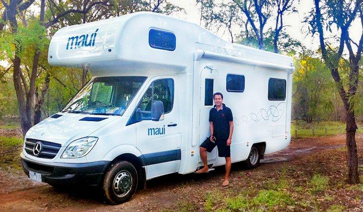 Maui-Motorhome-Australia