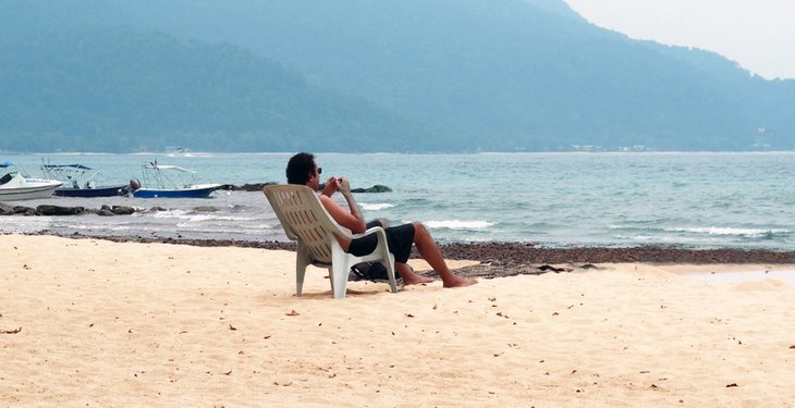 Tioman-island-Malezya