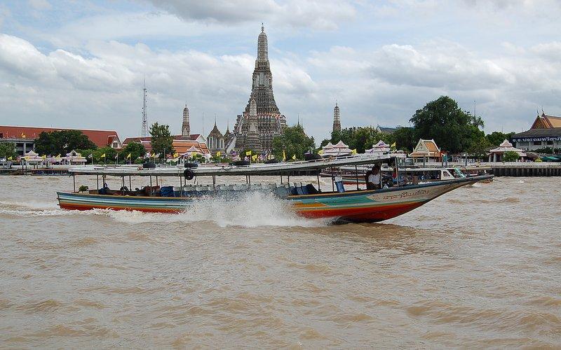 Wat Arun-Tayland-Turu