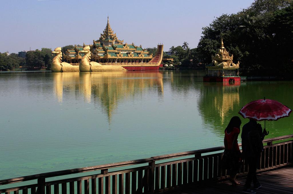 Yangon_rangoon_Myanmar