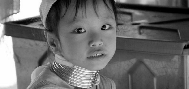 Long Neck Karen Hiiltribe-Chiang-Mai-Thailand