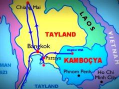 Thailand-Map-TAYLAND-Haritası