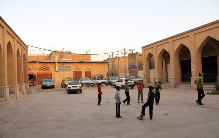 Iran-Siraz-Sehri