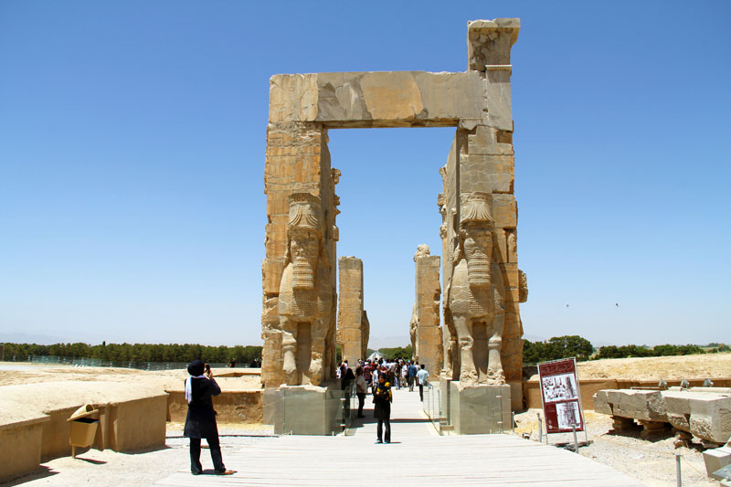 Persepolis-Antik-Kenti