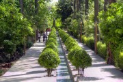 İrem Bağları (Bağ-ı İrem) Şiraz, İran