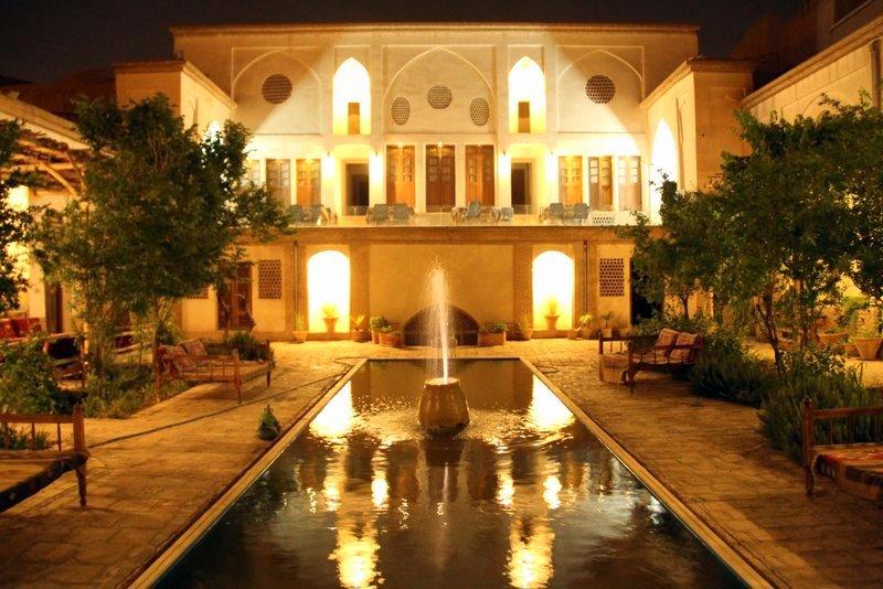 Kashan-Historical-House Ehsan