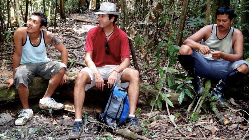 Sumatra-Trekking