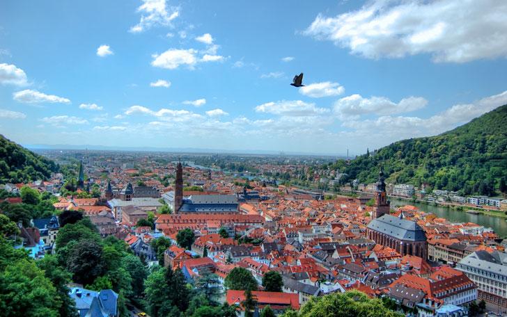 Heidelberg-Almanya