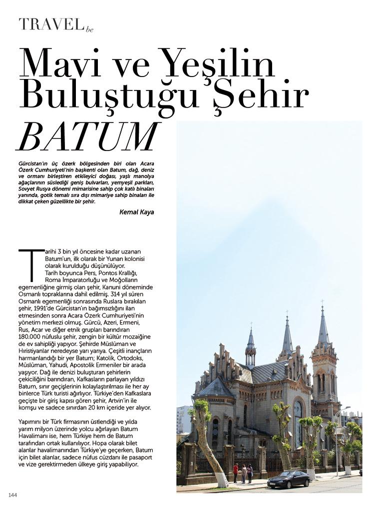 Batum-Gezi-Yazisi