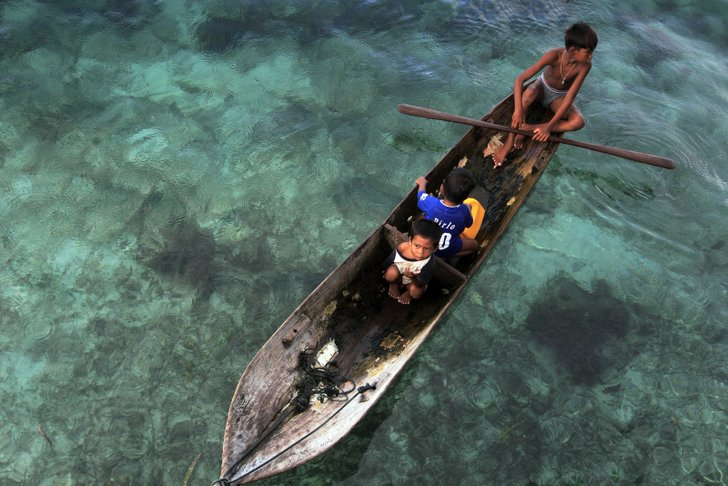 Mabul, Sabah, Borneo, Malezya