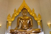 Wat Traimit (Altın Budha Tapınağı), Bangkok