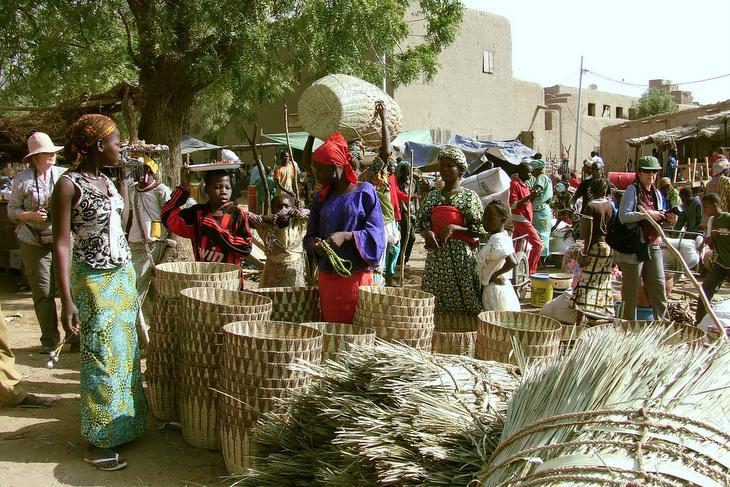Djenne-Market