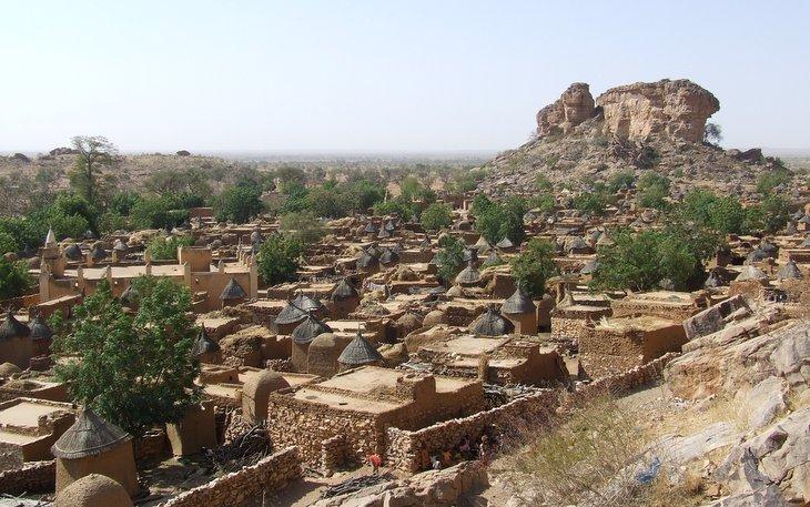 Dogon-Village