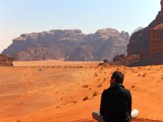 Red Sand Dunes, Wadi Rum, Aqaba, Jordan