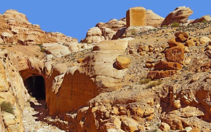 Antik-Baraj-Petra,Ürdün