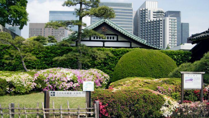 Kitanomaru-Park-Tokyo