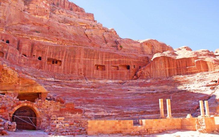 Petra-Roman-Theatre
