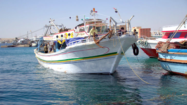 Hurghada Eski Liman (Hurghada Old Port)