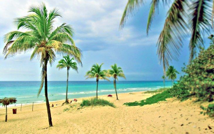 Küba Plaj