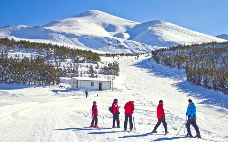 Palandöken Kayak Merkezi, Erzurum