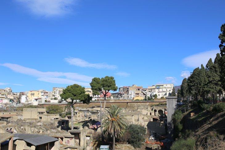 Herculaneum, Ercolano