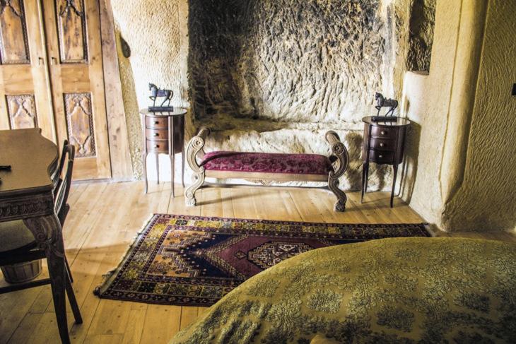 Kapadokya Fresco Cave Otel