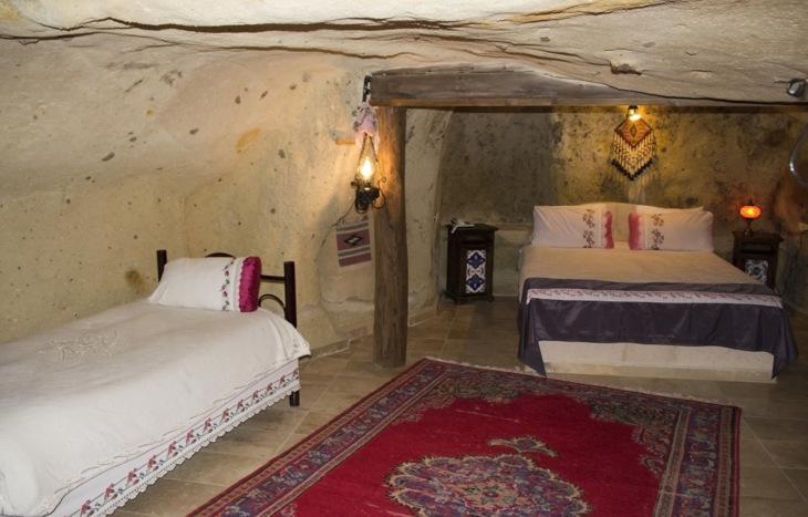 Kapadokya-Jerveni-Hotel