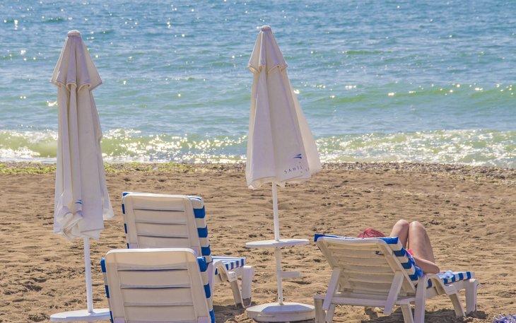Sahil Martı, Mersin Otelleri