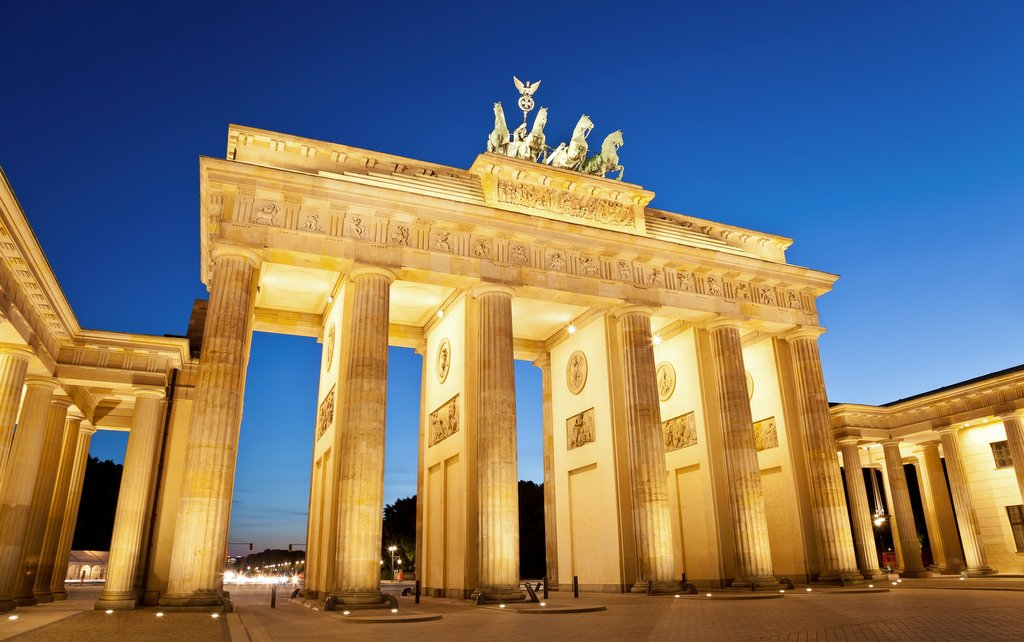 Berlin-Almanya-OrtaAvrupa