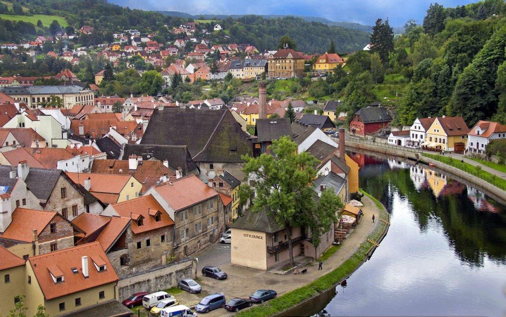 Cesky-Krumlov-Orta-Avrupa
