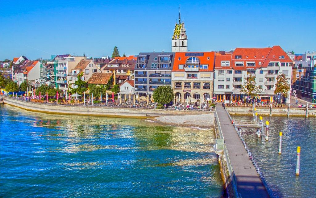 Friedrichshafen-Orta-Avrupa