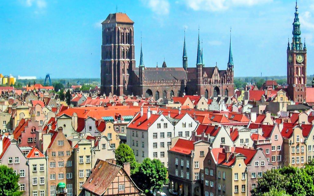 Gdansk-Polonya-OrtaAvrupa