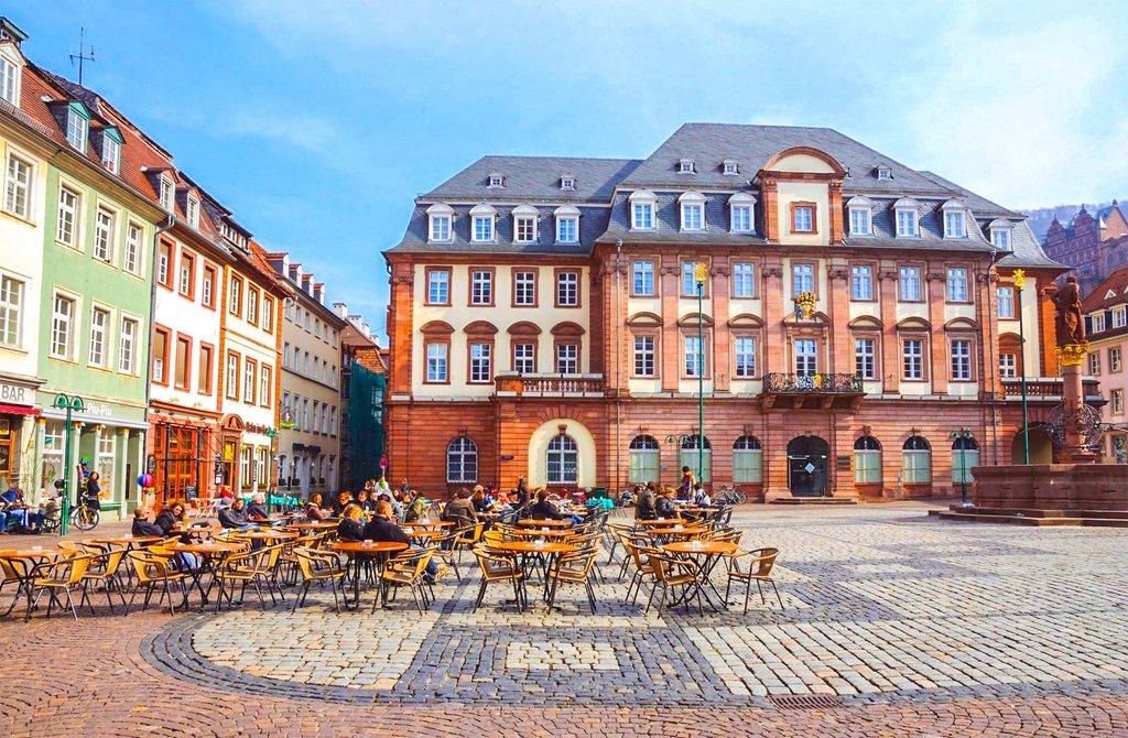 Heidelberg-Orta-Avrupa