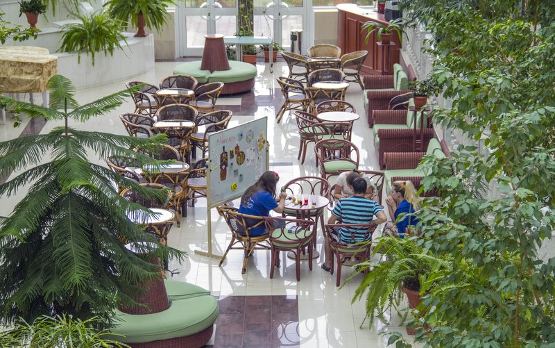 Mashuk Aqua-Term Otel, Lobby