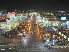 Naama-Bay-Gece-Gorunum