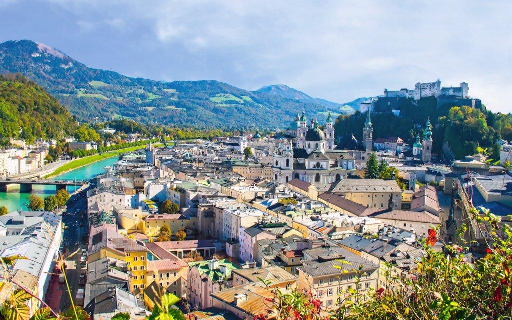 Salzburg-Orta-Avrupa
