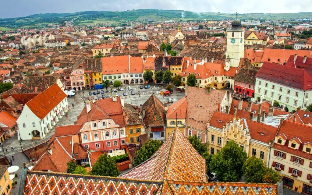 Sibiu, Romanya