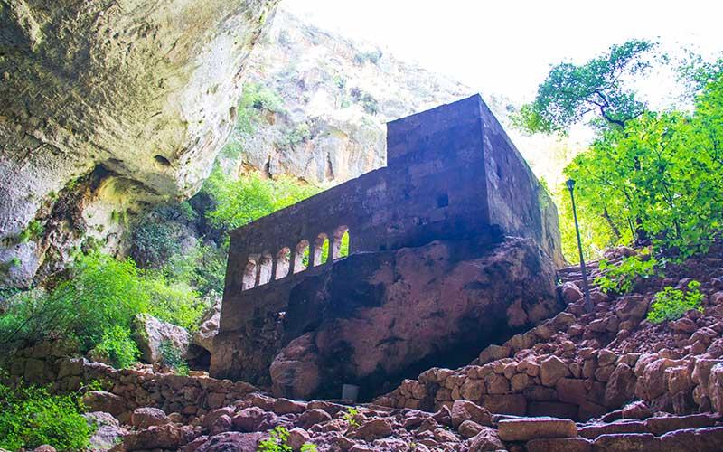Cennet-Magarasi Kilise