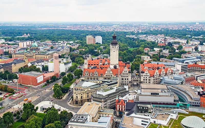 Leipziger Universitatstrum