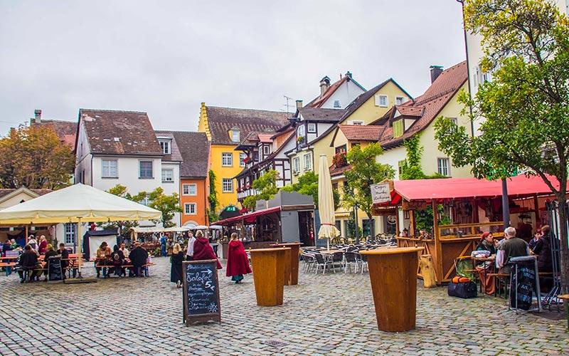 Mersburg, Almanya