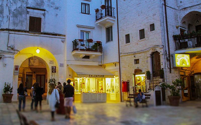 Cisternino, İtalya
