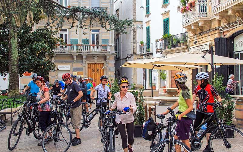 Itria Vadisi Bisiklet