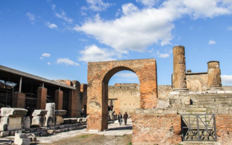 Pompei-Nerede