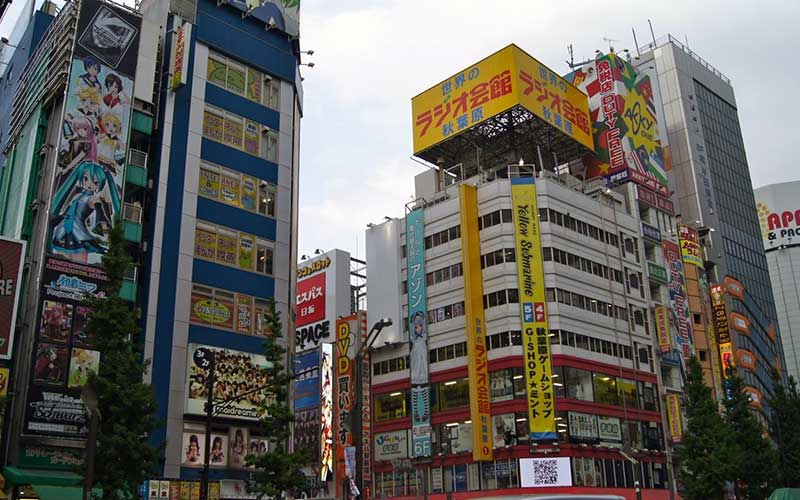 Akihabara-Tokyo-Alisveris