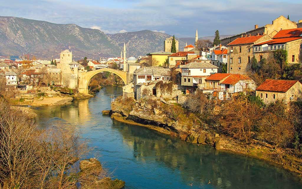 Bosna-Mostar-Koprusu
