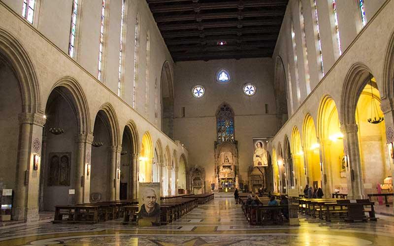 Santa Chiara, Napoli