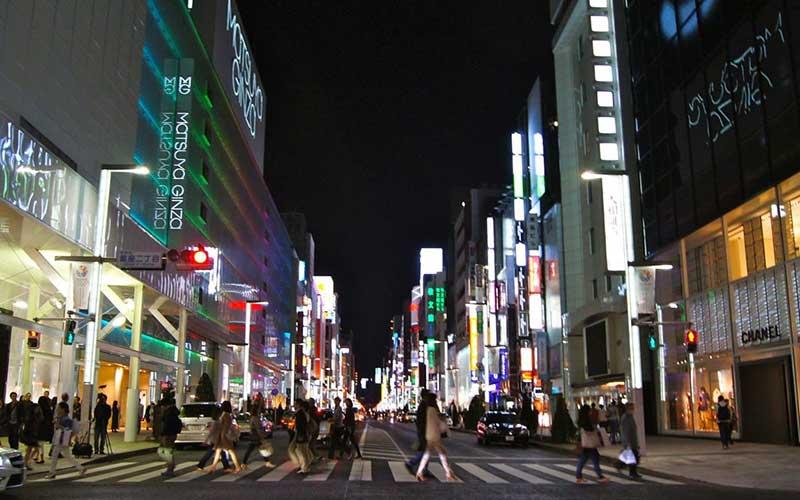 Tokyo-Alisveris-Ginza