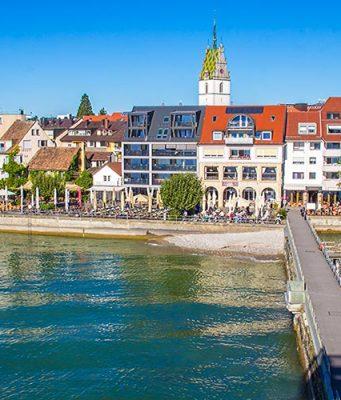 Friedrichshafen, Almanya